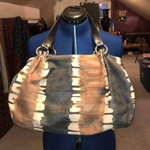 Pietro Alessandro New York leather shoulder purse